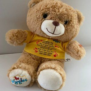 The Wiggles Rock a Bye your Bear Musical Plush